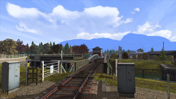 скриншот Train Simulator: West Highland Line Extension Route Add-On 4