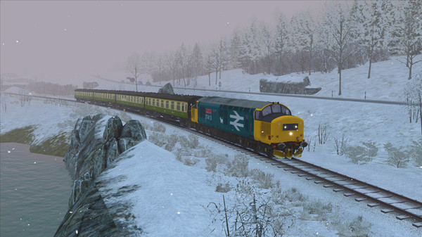 скриншот Train Simulator: West Highland Line Extension Route Add-On 5