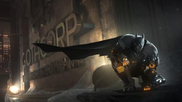 Скриншот №1 к Batman™ Arkham Origins - Cold Cold Heart