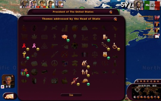 скриншот 2014 Edition Add-on - Masters of the World DLC 2