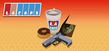 Game Banner LA Cops