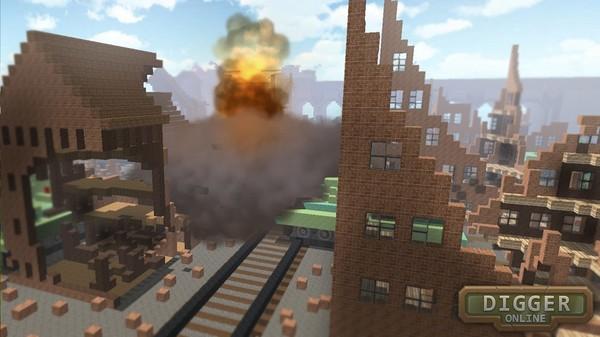 Скриншот №11 к Копатель Онлайн