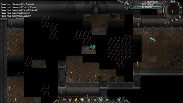 скриншот 9th Dawn II 0