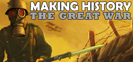 Making History: The Great War Cover Image
