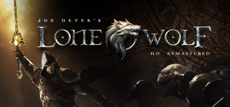 Joe Dever's Lone Wolf HD Remastered Cover Image