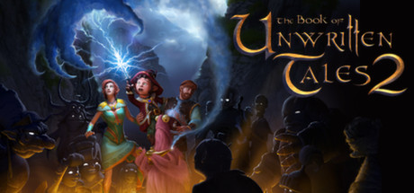 The Book of Unwritten Tales 2 Cover Image