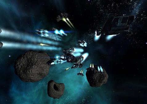 скриншот X2: The Threat 1