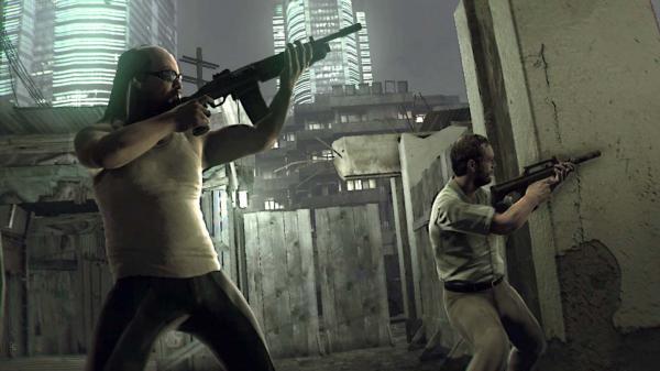 Kane & Lynch 2: Dog Days скриншот