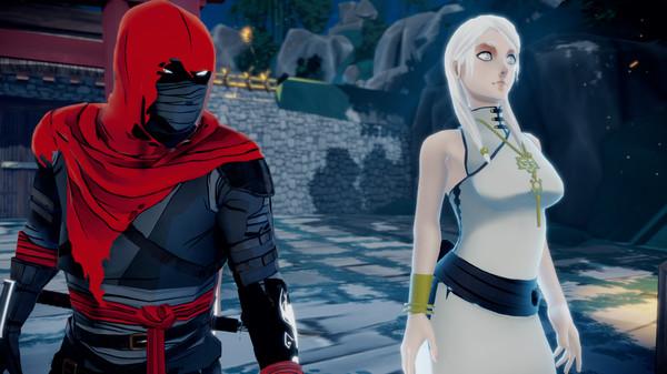 Скриншот №4 к Aragami