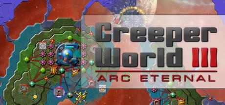 Creeper World 3: Arc Eternal Cover Image