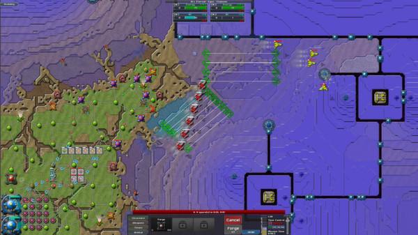 Скриншот №3 к Creeper World 3 Arc Eternal