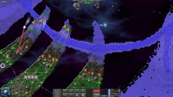 Скриншот №4 к Creeper World 3 Arc Eternal