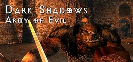 giveaway-Dark Shadows - Army of Evil