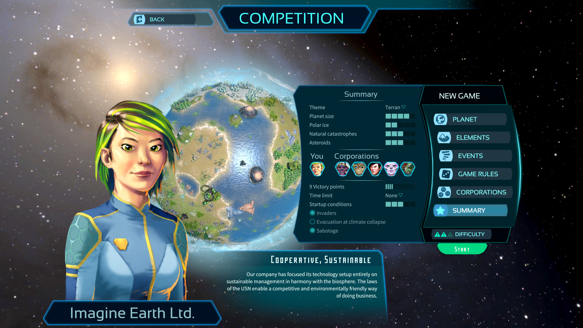Find the best gaming PC for Imagine Earth
