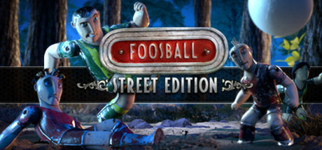 Foosball - Street Edition Cover Image