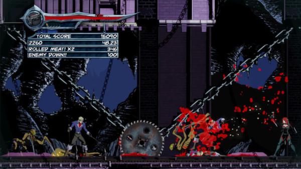 BloodRayne Betrayal скриншот