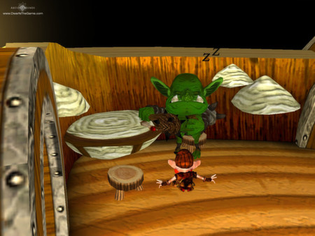 скриншот D.W.A.R.F.S. 0