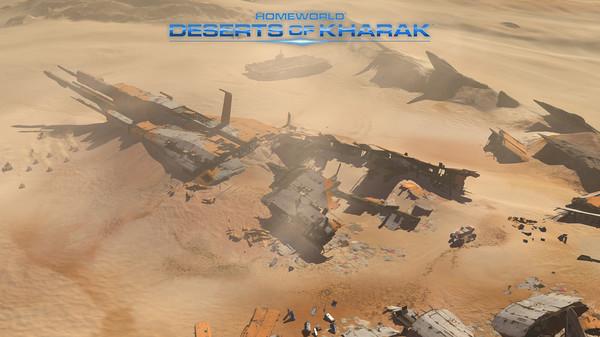 Скриншот №3 к Homeworld Deserts of Kharak