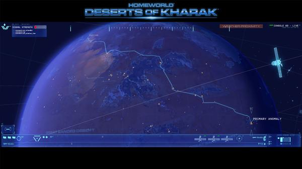 Скриншот №2 к Homeworld Deserts of Kharak