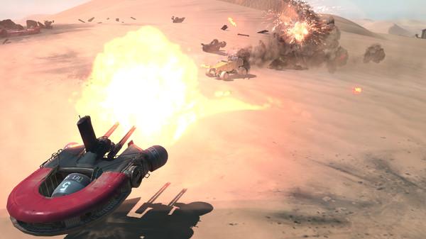 Скриншот №5 к Homeworld Deserts of Kharak