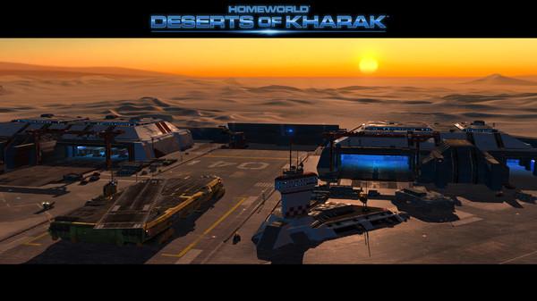 Скриншот №7 к Homeworld Deserts of Kharak