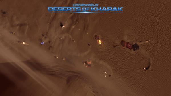 Скриншот №9 к Homeworld Deserts of Kharak