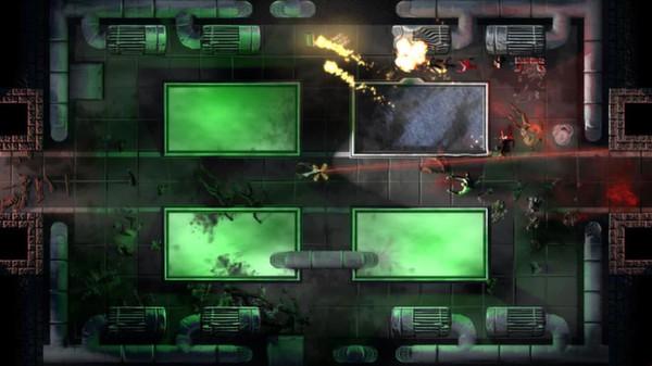 скриншот Splatter - Zombie Apocalypse 1