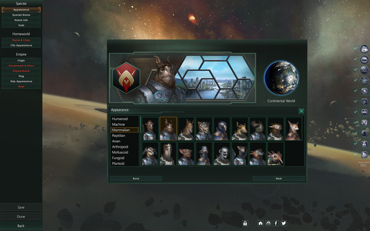 Stellaris скриншот