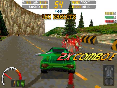 Скриншот №4 к Carmageddon Max Pack