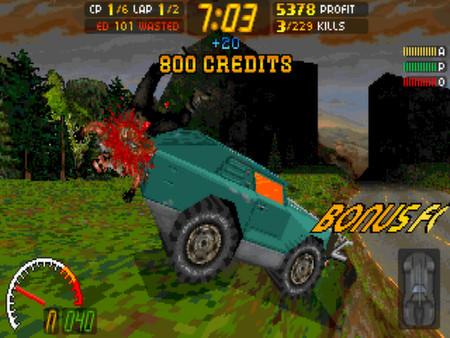 Скриншот №7 к Carmageddon Max Pack