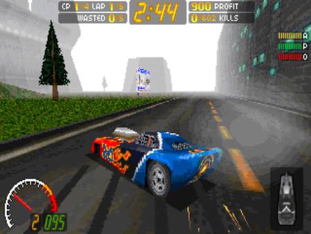 Скриншот №5 к Carmageddon Max Pack