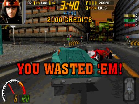 Скриншот №6 к Carmageddon Max Pack