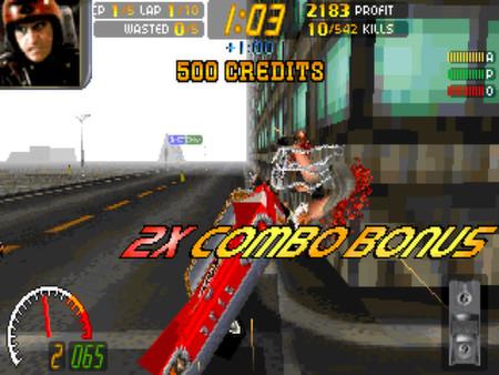 Скриншот №3 к Carmageddon Max Pack