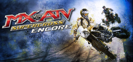 MX vs. ATV Supercross Encore Cover Image