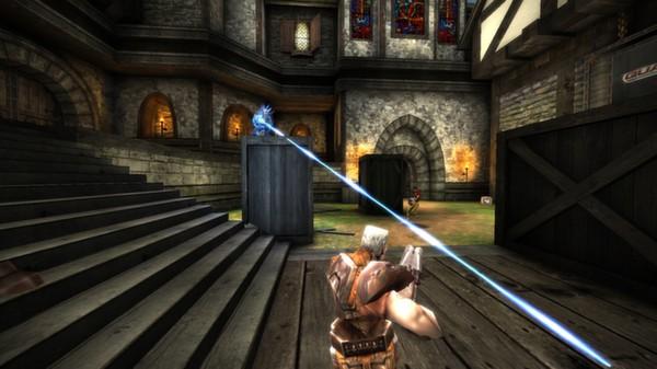 скриншот Quake Live 0