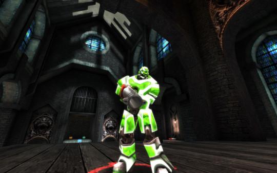 Quake Live скриншот