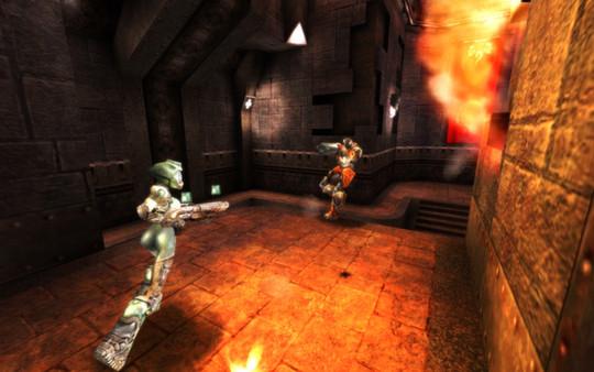 скриншот Quake Live 2
