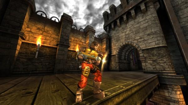 скриншот Quake Live 5
