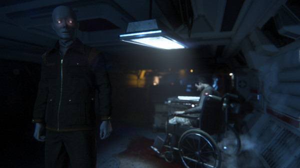 Скриншот №3 к Alien Isolation - Last Survivor