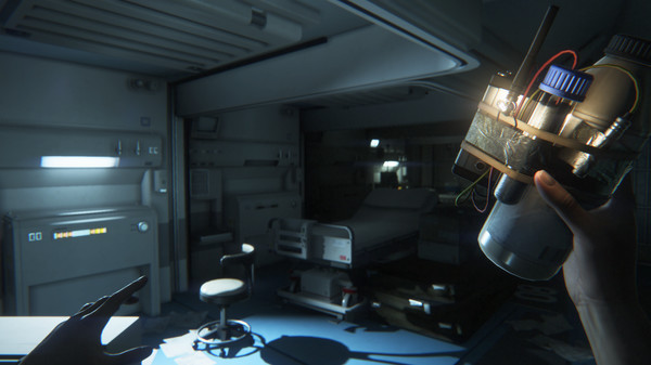 Скриншот №5 к Alien Isolation - Last Survivor
