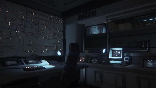 Скриншот №1 к Alien Isolation - Trauma