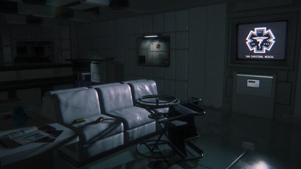 Скриншот №3 к Alien Isolation - Trauma