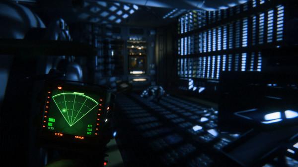 Скриншот №2 к Alien Isolation - Safe Haven