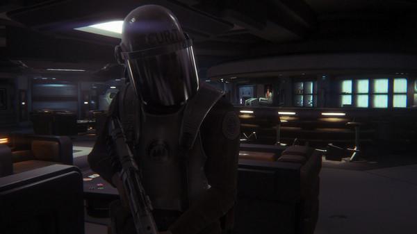 Скриншот №4 к Alien Isolation - Safe Haven
