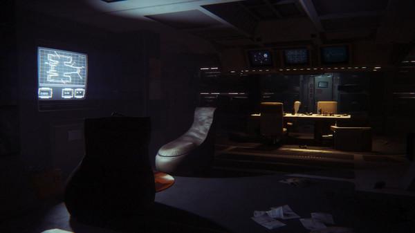 Скриншот №3 к Alien Isolation - Safe Haven