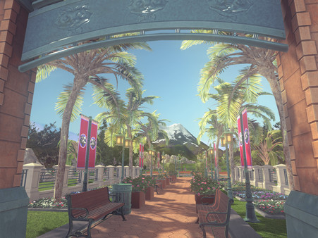 RollerCoaster Tycoon World's Steam Page Gets Updated, Still Looks Awful