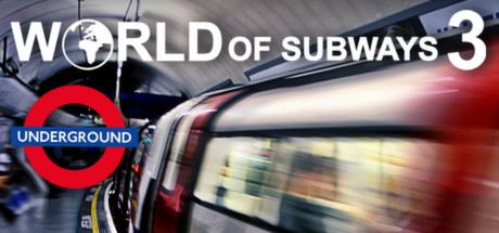 World of Subways 3 – London Underground Circle Line Cover Image