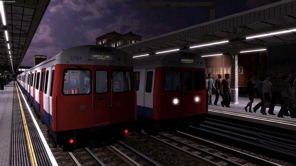 World Of Subways 3 London Underground Circle Line On Steam