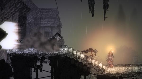 Скриншот №3 к Salt and Sanctuary