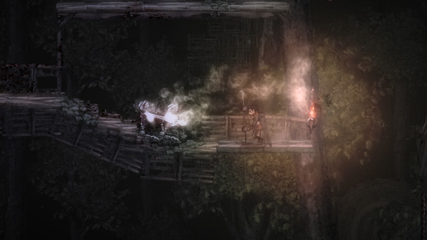 Скриншот №7 к Salt and Sanctuary